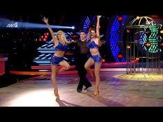 DWTS 6: 8ο Live | Όλγα Πηλιάκη & Μορφούλα Ντώνα & Γιώργος Κετσερίδης {16/3/2018} - YouTube Dancing With The Stars, Dance, Concert, Youtube, Dancing, Concerts, Ballroom Dancing