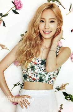 151230 Girls' Generation 2016 Global Calender SNSD Taeyeon