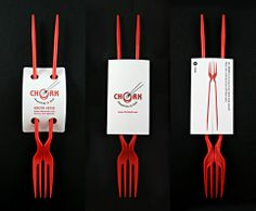 chopsticks + fork = the chork...where have you been?!