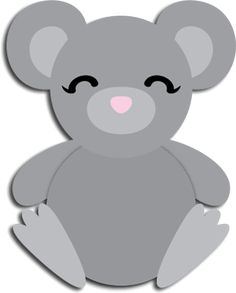 Free SVG File – Sure Cuts A Lot – 09.02.10 – Cuddly Mouse