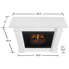 1000+ ideas about Electric Fireplace Reviews on Pinterest ...