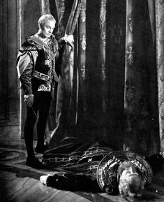 Plot: Hamlet goes to his mother's room to speak with her. While he is there, he hears Polonius cry out from behind the curtain and stabs blindly. Polonius falls from the curtain, dead. The king decides that Hamlet is too dangerous to stay in Denmark and sends him to England with Rosencrantz and Guildenstern. Claudius gives Rosencrantz and Guildenstern letters that contain instructions for Hamlet to be put to death in England. On the boat, Hamlet discovers the letters and replaces them with…