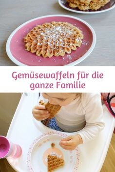 Vegetable waffles for baby, kids and the whole family. Perfect for picky eater and vegetable deniers. The post Vegetable waffles for children appeared first on Garden ideas. Snack Mix Recipes, Baby Food Recipes, Waffles, Picky Eaters Kids, Baby Snacks, Healthy Snacks, Healthy Recipes, Maila, Cooking With Kids