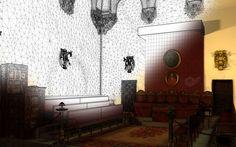 Imagen de la digitalización del Paraninfo de la Facultad de Derecho de Granada (Proyecto Atalaya). #backup3D   https://www.youtube.com/watch?v=TOLfpHS4UUU&list=PLRdvIC3Ihq2e9Z_77hdYqufNZabdZDvjD&index=7