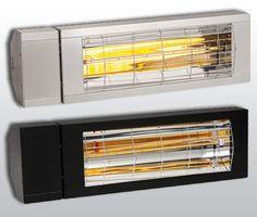 Outdoor Heizstrahler Ideal für den Außenbereich, wie z.B Terrassen, Balkone... Leistung: 2000 Watt Material: spezialbeschichtestes Aluminium Schutzart: IP 24 Spannung: 230∼ Volt #infrarot #infrarotheizung #wärmestrahler