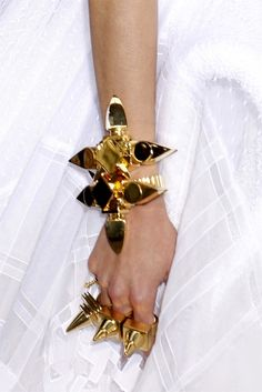 Givenchy Haute Couture Jewelry