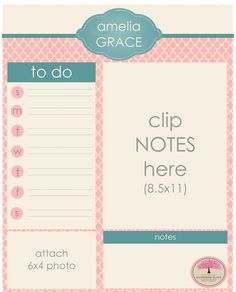 Child's Command Center 16x20 Frameable for Girl -DIGITAL FILE ONLY by thegatheringplaceco on Etsy