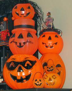 Halloween blow molds!!!