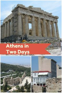 Travel Journal: Two Days in Athens on a Whim