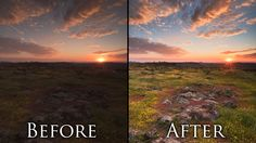 In this fast-paced Photoshop workflow tutorial learn how to beautifully edit your landscape photos in less than 5 minutes. For your chance to have your photo...
