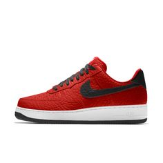 922ba355fec4 Nike Air Force 1 Low Premium iD (Chicago Bulls) Men s Shoe Nike Air Force