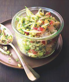 Salade fraîche de couscous