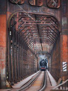 railway bridge - bridge