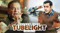 Salman khan has always maintained that his father salim khan is his biggest critics. In an interview he said about his father opinion on his films and said he think his dad's feedback always mirrored the audience reaction to his movies.  Tubelight is going to be one of the biggest releases of this year and it looks like Salman's father Salim Khan had already watched the movie because recently in during screening of Tubelight Salim's  review will make you excited for the film.