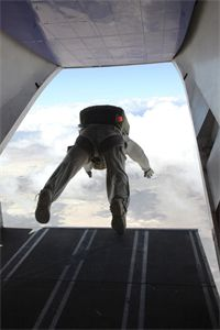 MARSOC Marine get's a closer look