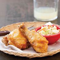Honey Fried Chicken [ATK]