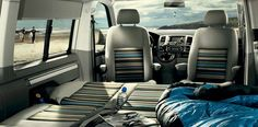 New VW Camper Vans | Volkswagen Commercial Vehicles (UK)