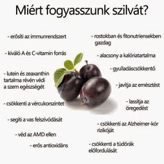 Kuponoldalak Közösségi oldala: Szilva Keeping Healthy, Healthy Tips, Healthy Recipes, Smoothie Fruit, Fruit Benefits, Health Eating, Natural Life, Alternative Medicine, How To Lose Weight Fast