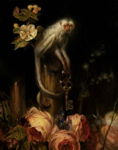Martin Wittfooth. Forests and Florals   Arty Farty