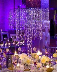 20 silver wedding chandeliers centerpieces decorations crystal 20 silver wedding chandeliers centerpieces decorations crystal bling chandelier centerpiece bling wedding centerpieces and bling wedding aloadofball Gallery