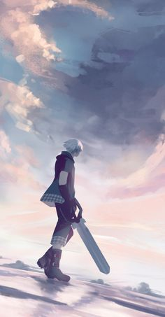 the colour of dawn Kingdom Hearts Fanart, Disney Kingdom Hearts, Kingdom Hearts Wallpaper, Kh 3, Kindom Hearts, Final Fantasy Art, Iconic Characters, Wallpaper Iphone Cute, Video Games