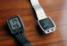 Meet The New Pebble Steel Smartwatch