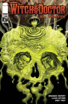 Review: Witch Doctor Malpractice#6 - Home - Comic Bastards