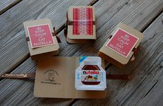 keep calm and eat nutella.good idea for favor Gadgets And Gizmos Vbs, Unique Gadgets, Tech Gadgets, Clever Gadgets, Office Gadgets, Baby Gadgets, Travel Gadgets, Electronics Gadgets, Nutella Gifts