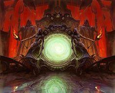 Portal Of Lost Opportunities by HunterSchulz