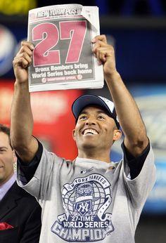 27 World Series Championships. Go Mo!!!