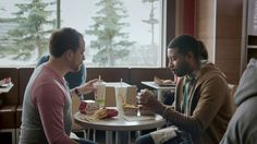 So is a Big Mac with Bacon still a Big Mac? In this new ad from McDonald's these two friends don't quite agree. More great food ads at Ateriet.com