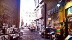 Napoli,  porta alba