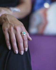 Minimal Meets Mineral | Kristen Baird Fine Jewelry with Eva Design House