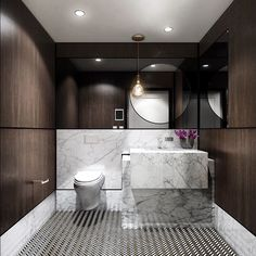 56 Walker Street, NYC by Carlyle Design.