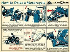 How to Ride a Motorcycle: A Beginner's Guide | The Art of Manliness
