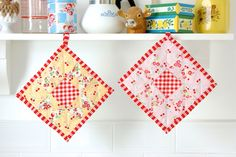 Kitchen Pot Holder Tutorial
