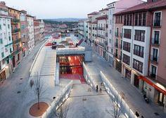 Mi5 Arquitectos . PKMN Architectures . Teruel-zilla!