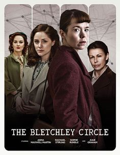 THE BLETCHLEY CIRCLE  ON PBS a three-part murder mystery series