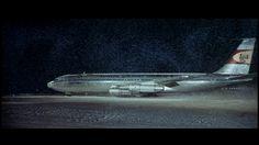 Boeing 707, Watches Online, Screen Shot, Movies Online, Aircraft, Vintage Airline, Spacecraft, Airplanes, Ads
