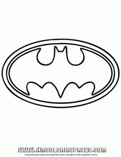 batman free printable logo for string art yahoo image search results