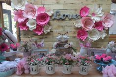 [New] The 10 Best Home Decor Ideas Today (with Pictures) - Giant Paper Flowers, Big Flowers, Festa Party, Paper Flower Backdrop, Backdrops For Parties, Flower Wall, Event Decor, Party Time, Diy And Crafts