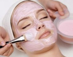Low cost Facial Treatment...toner while absorbing oil.  Old Time Home Remedies
