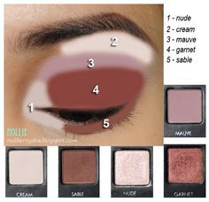 Random Beauty by Hollie: Fall Makeup with Lorac Pro Garnet Lorac Makeup, Lorac Eyeshadow, Highlighter Makeup, Eyeshadows, Lipsticks, Lorac Pro Palette, Eye Palette, Eyeshadow Palette, Fall Eyeshadow Looks