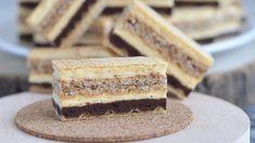 Nutella, Pastry Cake, Cake Cookies, Vanilla Cake, Tiramisu, Biscuits, Donuts, Ethnic Recipes, Bourbon