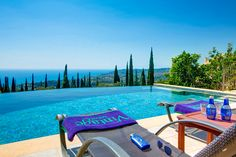 Villa Kiparissi in Kefalonia #lourdas #villa