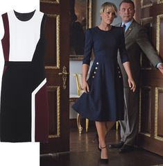 5 Workwear Essentials We Stole From Claire Underwood