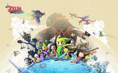 The Legend of Zelda: Wind Waker HD #Nintendo  Source: www.puissance-zelda.com