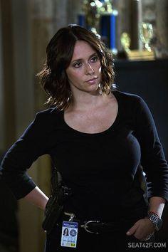 Jennifer Love Hewitt CRIMINAL MINDS Season 10 Episode 1 Photos X   SEAT42F