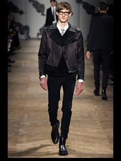 Victor and Rolf 2013 Fall Menswear  Style.com