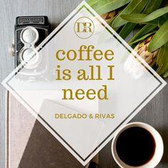 A veces café es todo lo que necesito. Good morning everybody. #DelgadoRivas #diseños #vestidos #chicas #girls #design #chicos #boys #man #women #coffee #fashion #moda #style #cafe #style #glamour #followforfollow #follow4followback  #emprendimiento